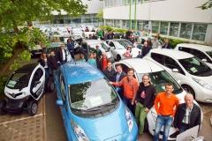Erster ElektroMobilitäsClub Österreich - Weltrekordversuch