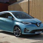 Neue Renault ZOE 2019